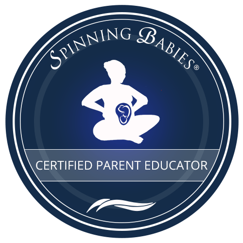 certified doula and spinning babies certified parent educator