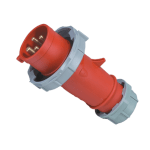 Industrial plug IP67