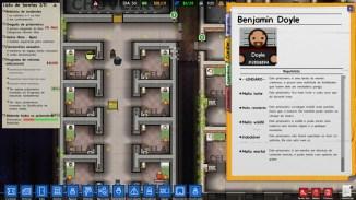 A legendary prisoner