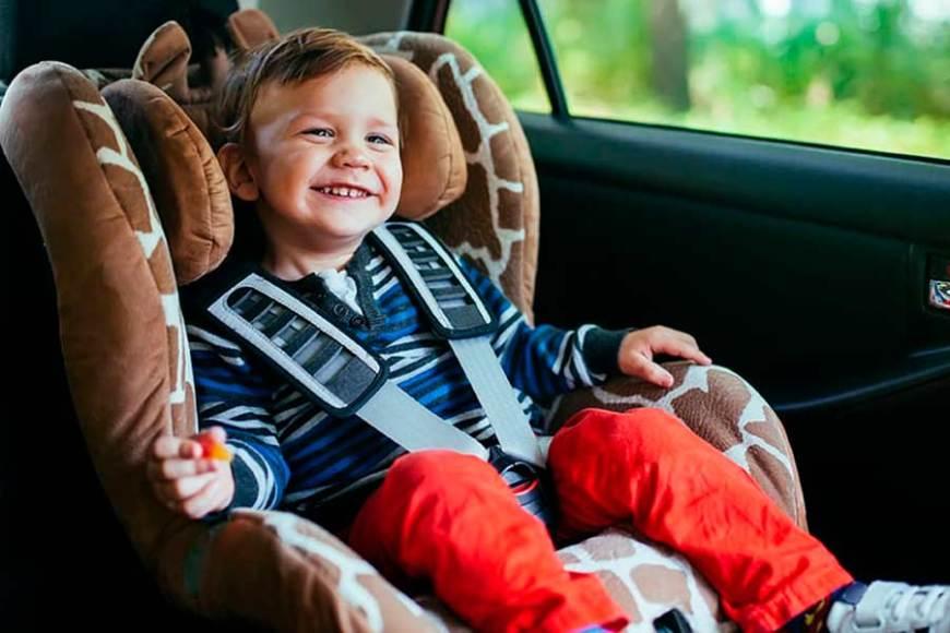 Бесплатные авто кресла для Ваших детей
