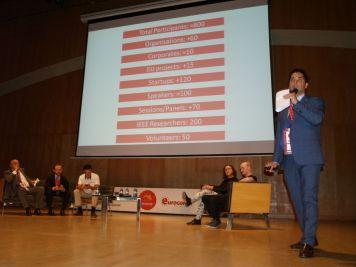 Emilio Corchado en StartUp Olé 2015