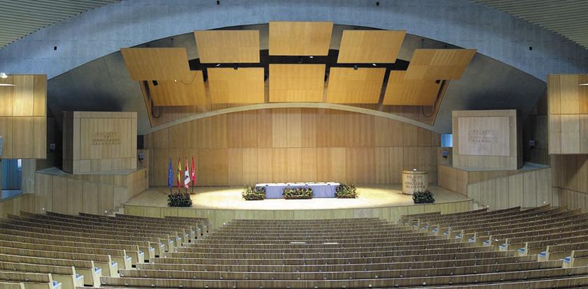 Palacio de Congresos de Salamanca