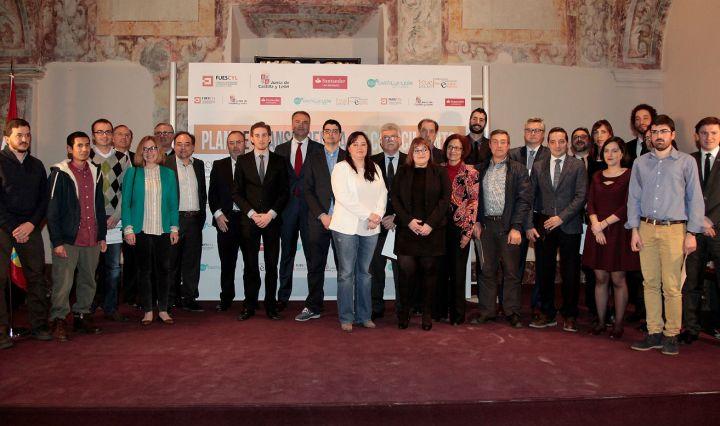Investigadores premiados en Desafío Universidad Empresa 2016 y otras iniciativas del programa T-CUE.
