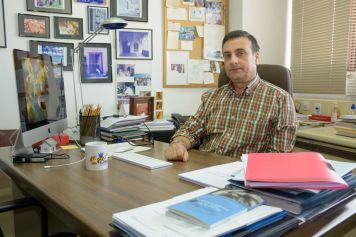 Félix Torres, responsable del proyecto de investigación en la USAL.