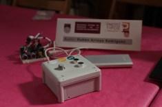 Uno de los prototipos presentados