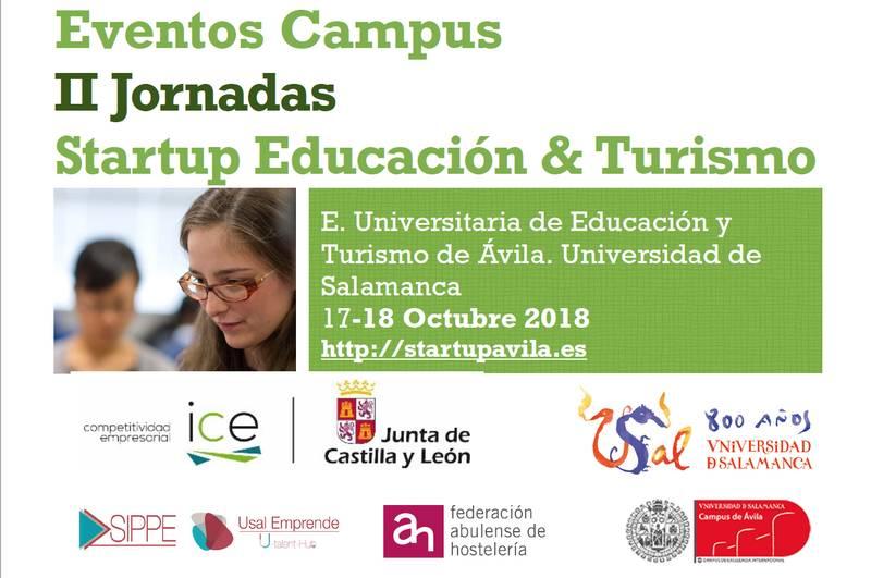 Startup Educación & Turismo Ávila 2018