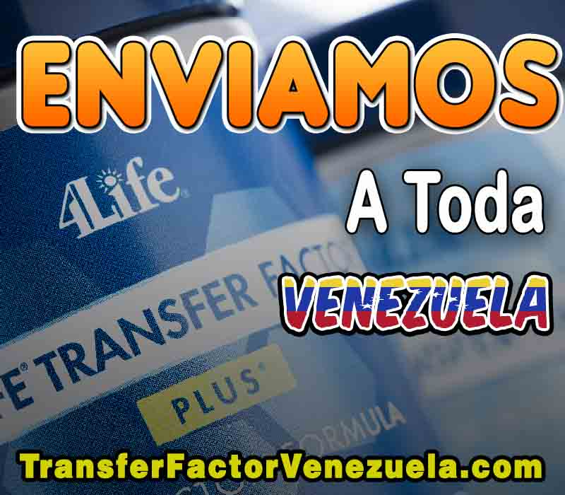 Transfer Factor Venezuela - Enviamos a Toda Venezuela