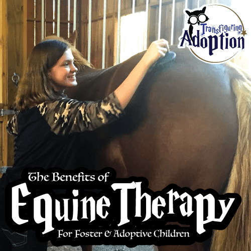 benefits-equine-therapy-foster-adoptive-kids-square