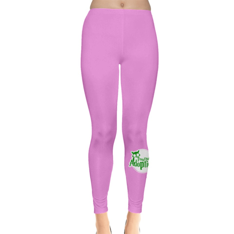 Candy Store Leggings (Pink)