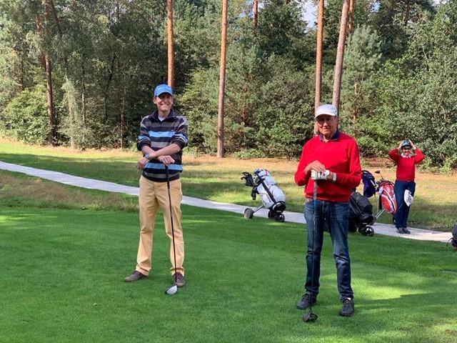 Golf training Augustus