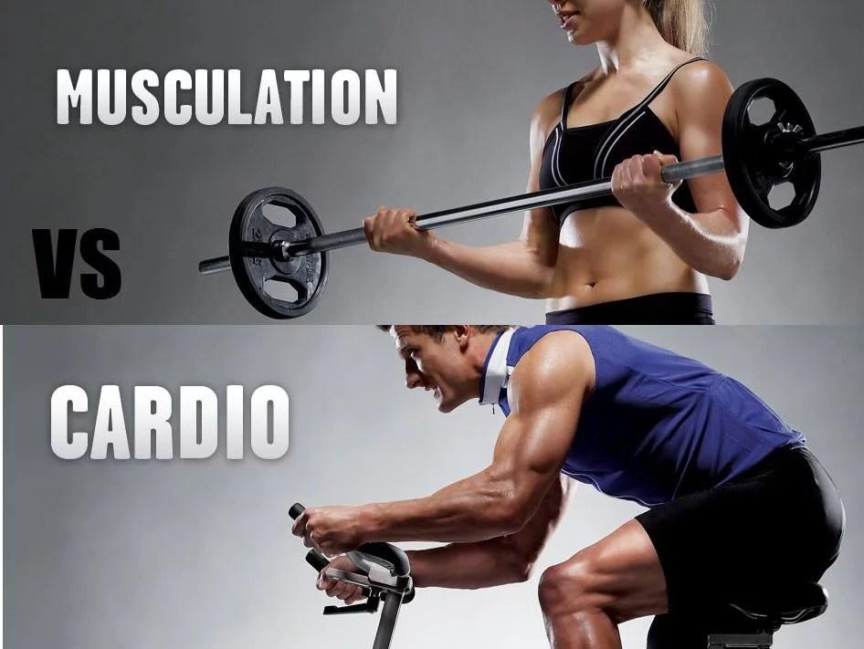 cardio ou musculation pour la perte de poids