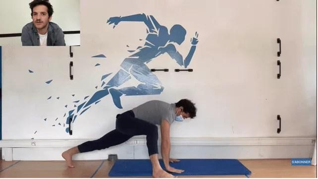 exercices d'échauffement du dos par major mouvement