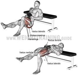 hip thrust unilateral