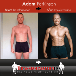 Adam Parkinson TransformationHQ Before and After 1500
