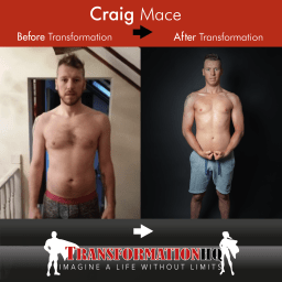 Craig Mace TransformationHQ Before and After 1500