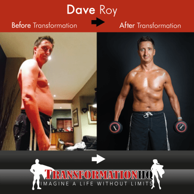 Dave Roy TransformationHQ Before and After 1500