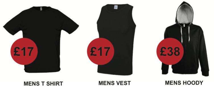 HQ Branding Clothing Men