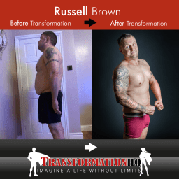 HQ Before & After 1000 Russell Brown