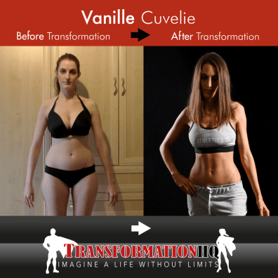 HQ Before & After 1000 Vanille Cuvelie