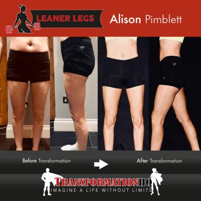 HQ Leaner Legs 1000 Alison Pimblett