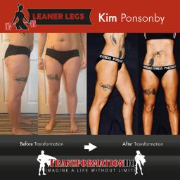 HQ Leaner Legs 1000 Kim Ponsonby