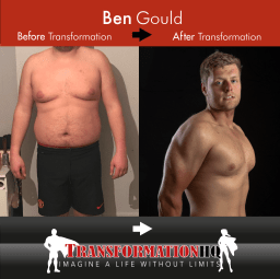 HQ Before & After 1000 Ben Gould