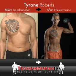 HQ Before & After 1000 Tyrone Roberts
