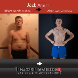 Transformation HQ Before & After 1000 Jack Armitt