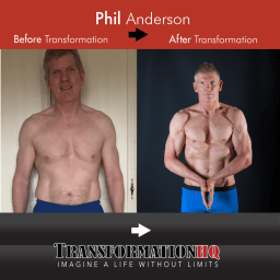 Transformation HQ Before & After 1000 Phil Anderson
