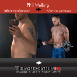 Transformation HQ Before & After 1000 Phil Welling