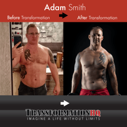 Transformation HQ Before & After 24x24 Adam Smith