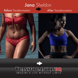 Transformation HQ Before & After 12x12 Jana Sheldon