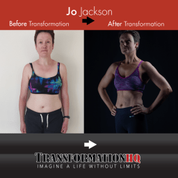Transformation HQ Before & After 12x12 Jo Jackson