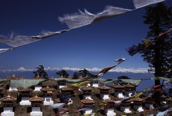 Bhutan Dochhu La Pass Trip