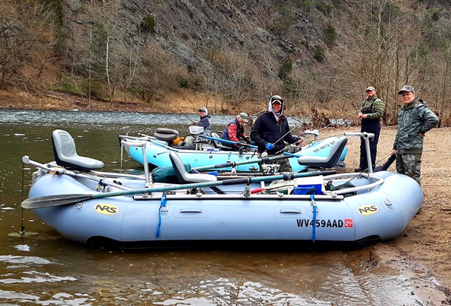harpers Ferry Guided Float Trips