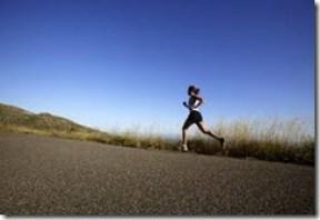 Courir dans de nouveau endroit