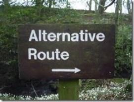 ROUTE alternative