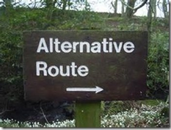 ROUTE alternative