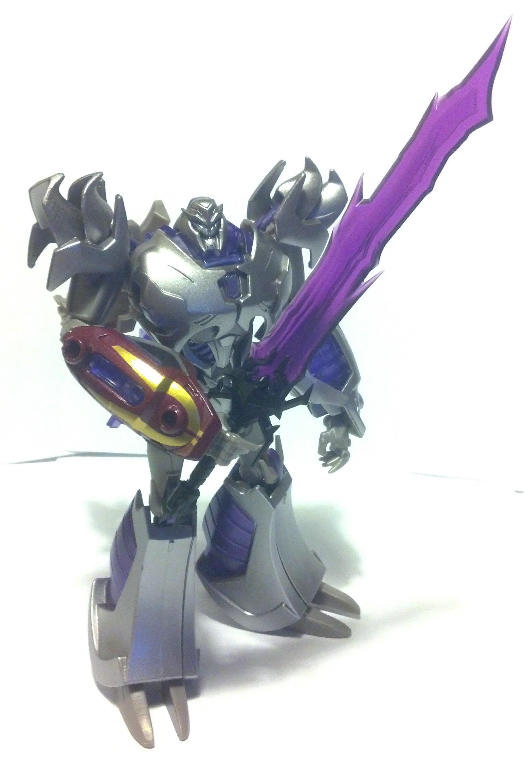 Dr. Wu's TP-08 Sky Breaker Sword, TP-09 Tyrant Sword and Prime's alt head | TransformersToyReviews