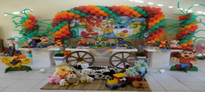 Ideias para Decoração de Festa Infantil