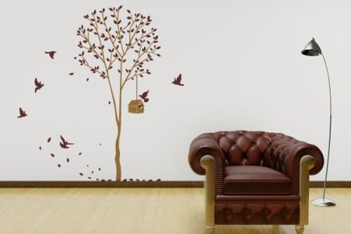 adesivos de parede para sala de estar 2