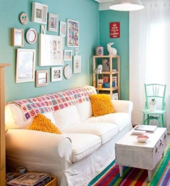 Dicas de decoração para salas pequenas
