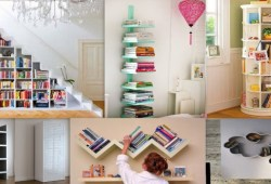 As Melhores Dicas de Como Organizar Estantes Para Livros