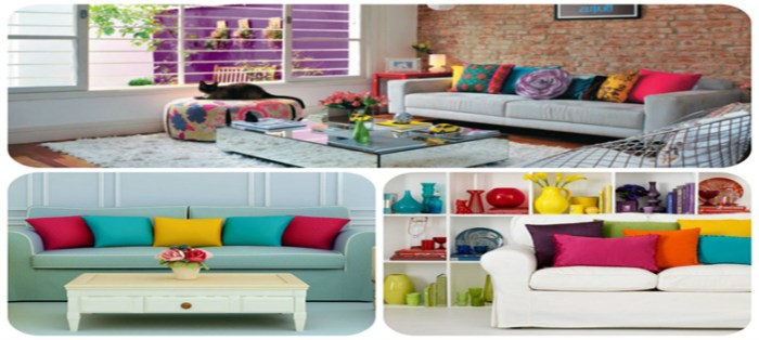 Porque Amamos Almofadas Coloridas: Dicas e Modelos!
