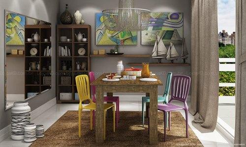 cadeiras avulsas para decoração da sala de jantar1