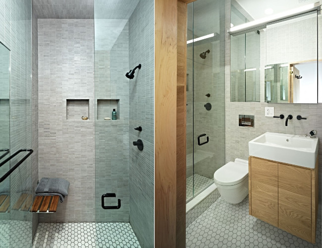 Banheiros pequenos – Dicas de decoração, fotos (8) dicas de decoração fotos
