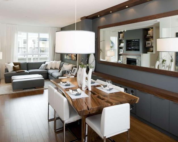 Cadeiras modernas para sala de jantar – Estofadas, Design (3) dicas de decoração fotos