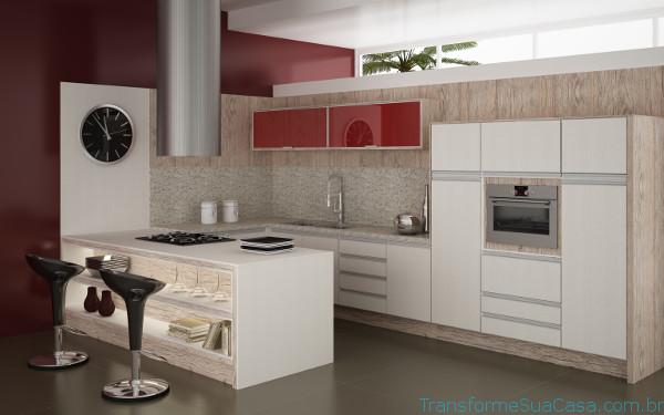 Cozinha planejada para apartamento – Como decorar 4 dicas de decoração como decorar como organizar