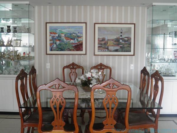 Cristaleiras para sala de jantar – Como usar 8 dicas de decoração como decorar como organizar