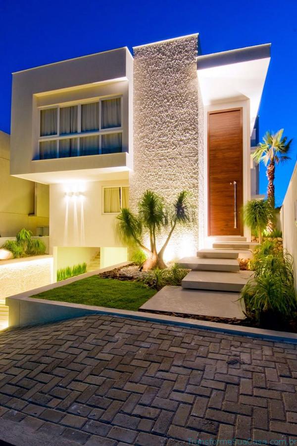 Fachadas modernas – Como decorar 11 dicas de decoração como decorar como organizar